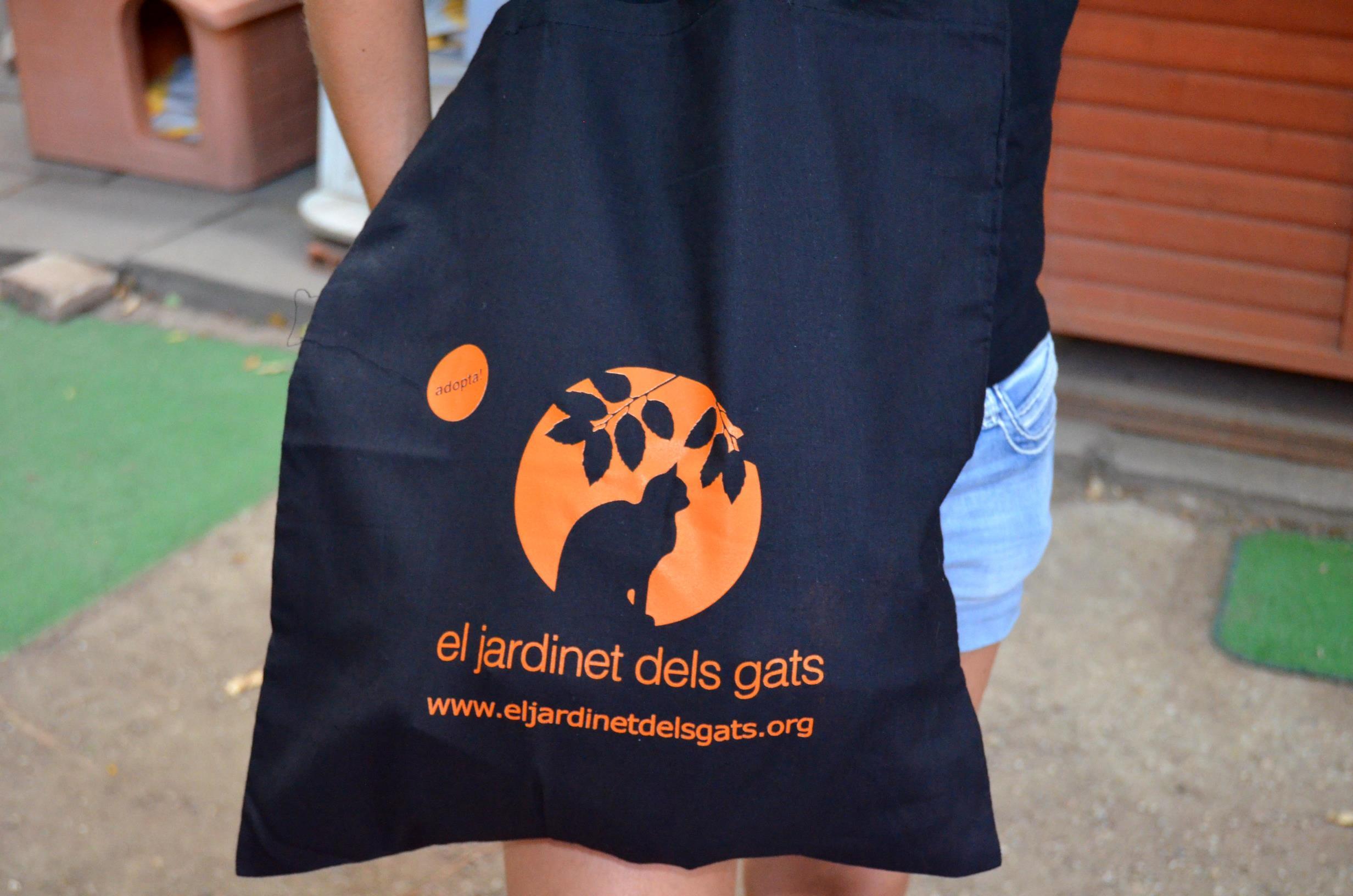 Bossa, logo el Jardinet dels Gats Image