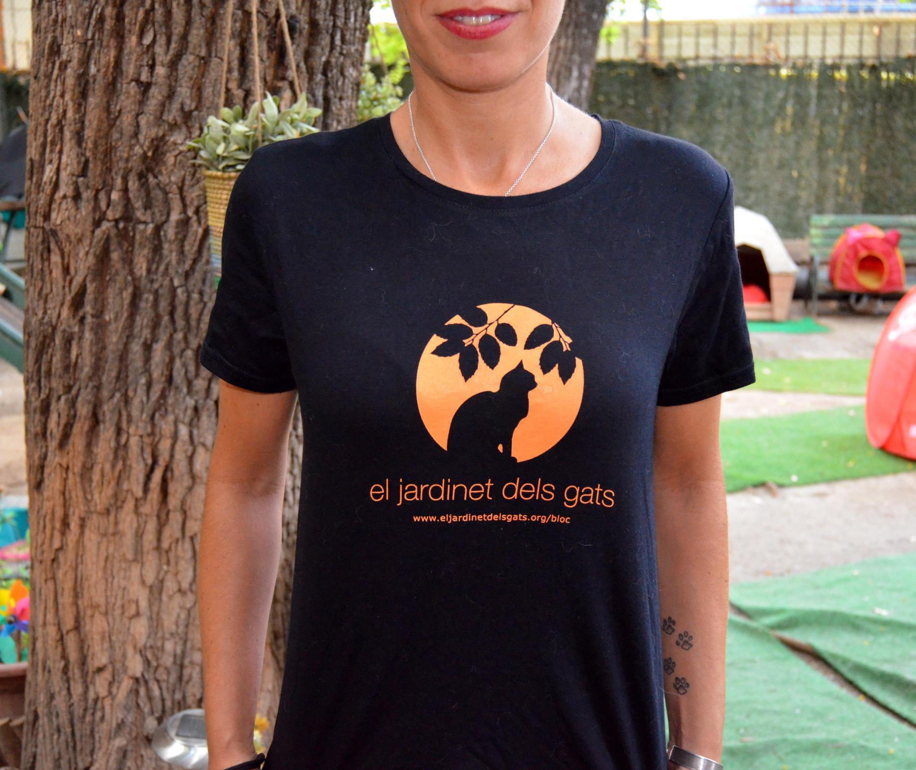 Samarreta, logo Jardinet Image